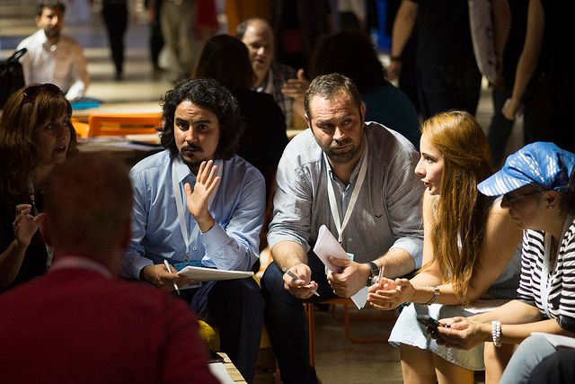 Youth was at the heart of the conversations in Malta in October 2016, discussing the importance of dialogue and collaboration