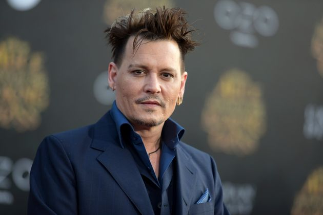 Johnny Depp is playingGellert