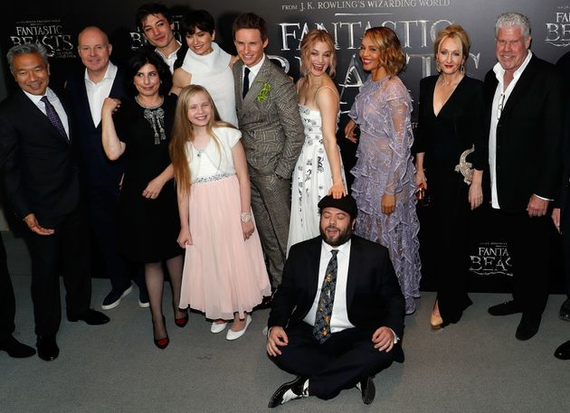The cast of 'Fantastic