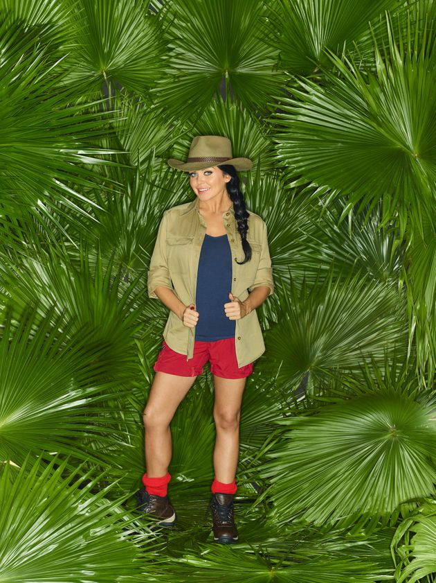 Scarlett Moffatt is heading into the 'I'm A Celebrity'