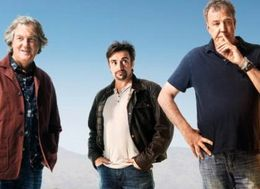 James May Teases 'Whacko Grand Tour Segment In Middle East'