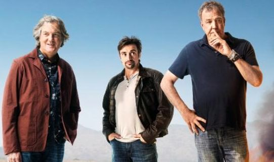James May Teases 'Whacko Grand Tour Segment In Middle
