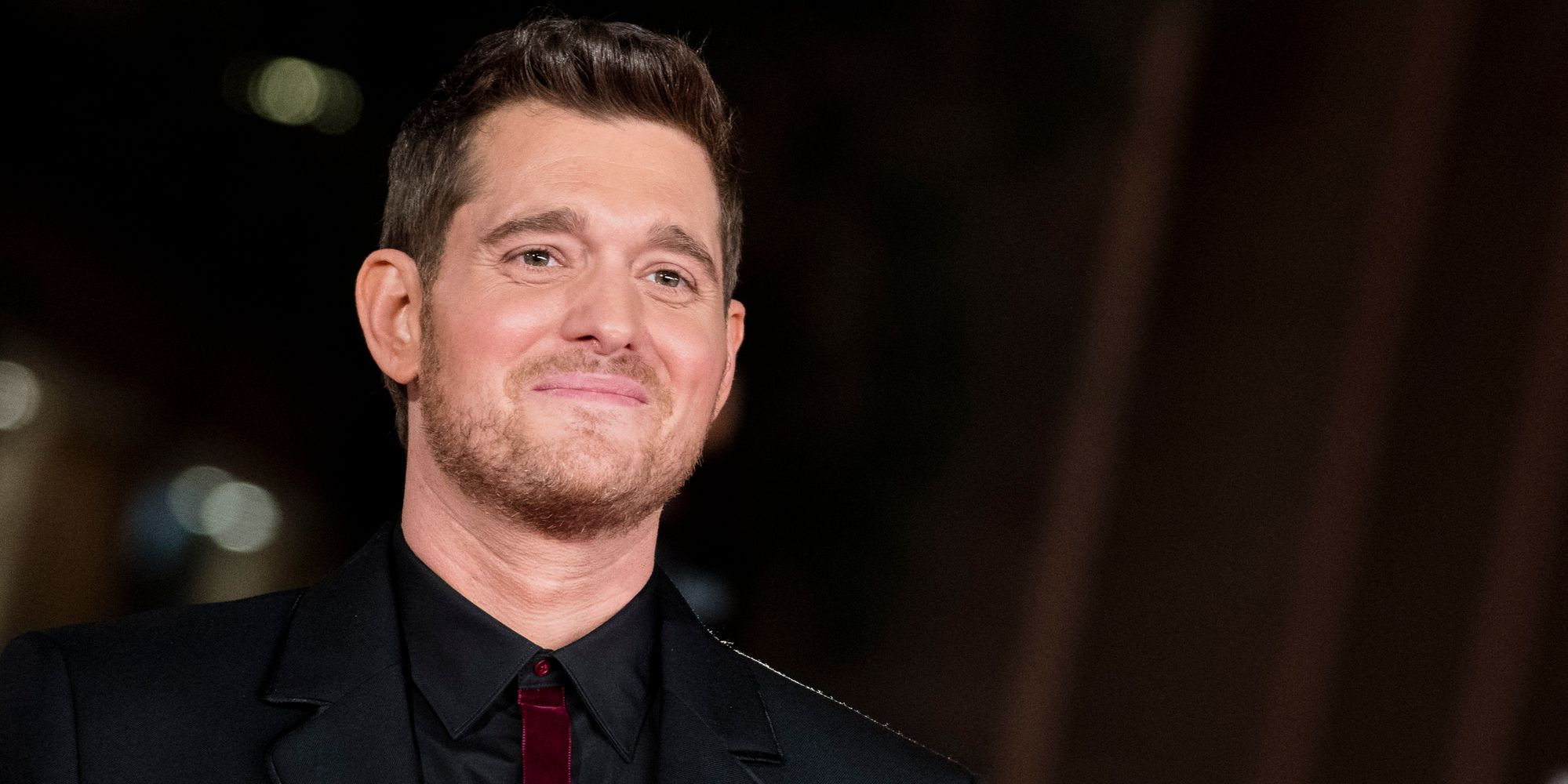 Michael Bublé Takes A Break From Singing After Son