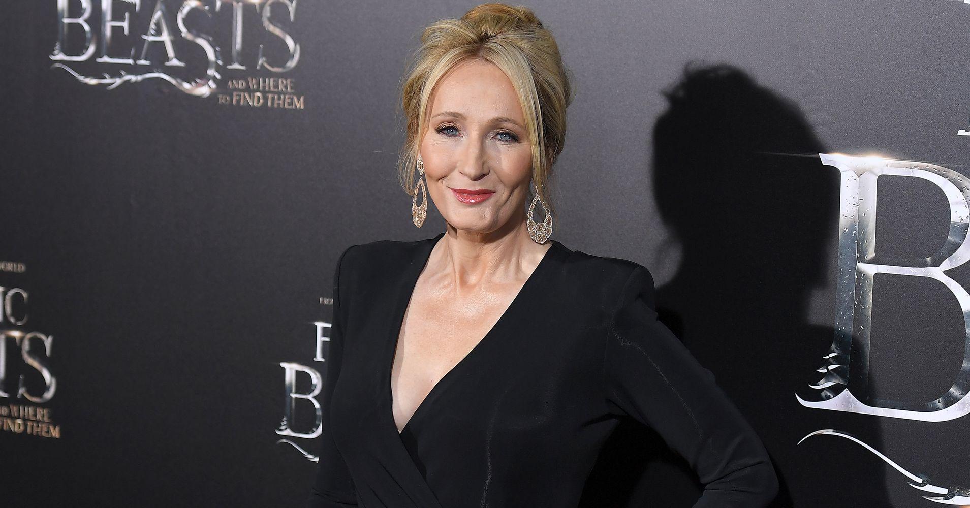 photo JK Rowling hints at more Potter books