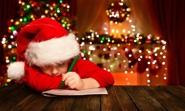 Royal mail letters to santa parents reminded of deadline for kids inarik via getty images the letter from father christmason royal mails spiritdancerdesigns Images