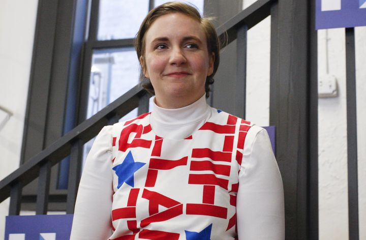 """""""In this new reality, we have all been radicalized,"""" Lena Dunham wrote in Friday morning's Lenny Letter."""