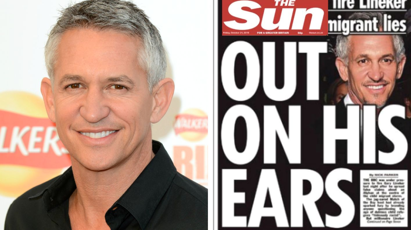 Gary Lineker Confirms Talks With Walkers Over Advertising In The