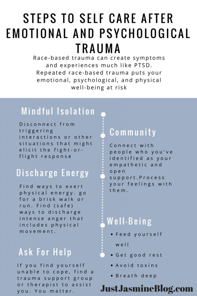 Coping with race-based trauma.