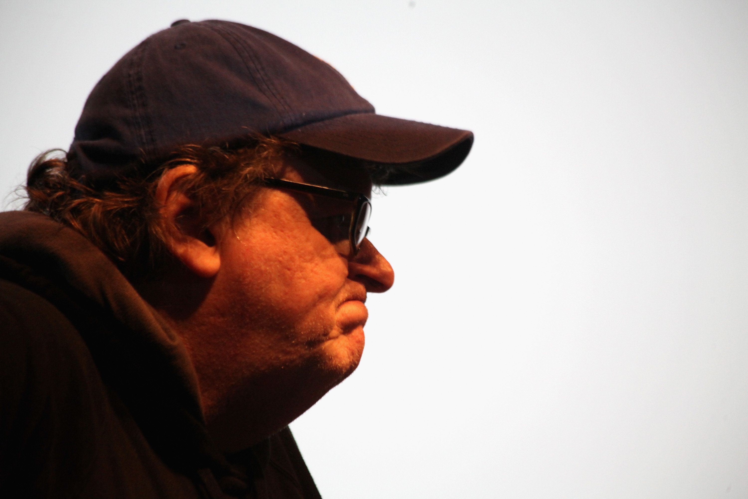 Michael Moore Returns To The Spotlight