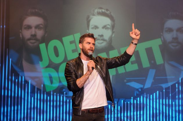 Who Is Joel Dommett? The 'I'm A Celebrity' 2016 Contestant's 9 Facts In 90