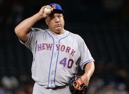 The Biggest, Sexiest GIFs From Bartolo Colón's Time With The Mets