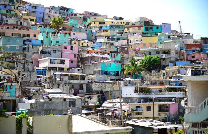 Port-Au-Prince, Haiti.<i></i>