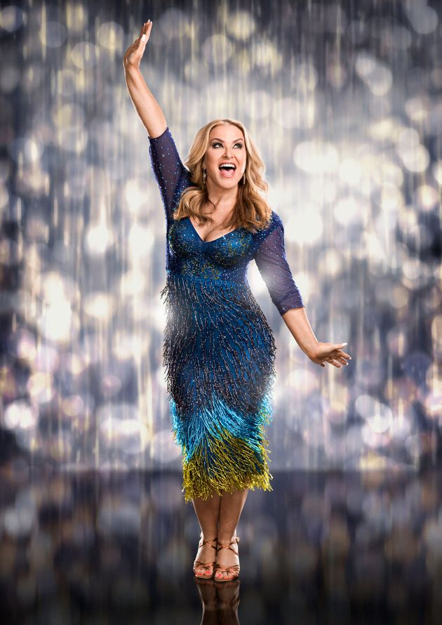 Anastacia was one of this year's most memorable 'Strictly'