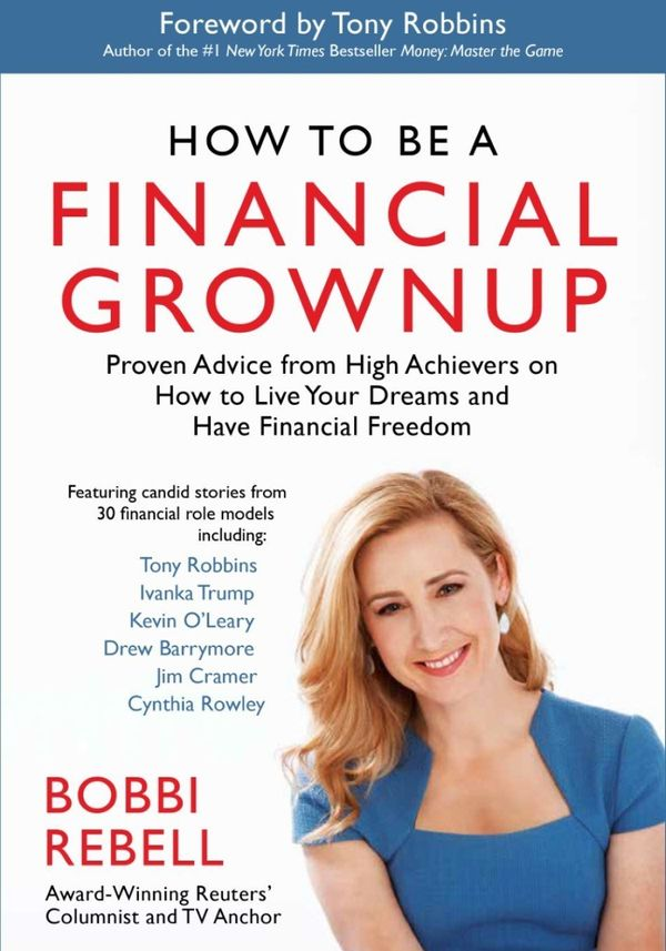 """Excerpt from <i><strong><a href=""""https://www.amazon.com/How-Be-Financial-Grownup-Achievers/dp/1938548663?tag=thehuffingtop-20"""