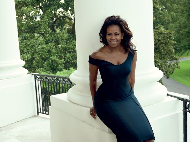 Michelle Obama Breaks Hearts With Final Vogue Cover As First