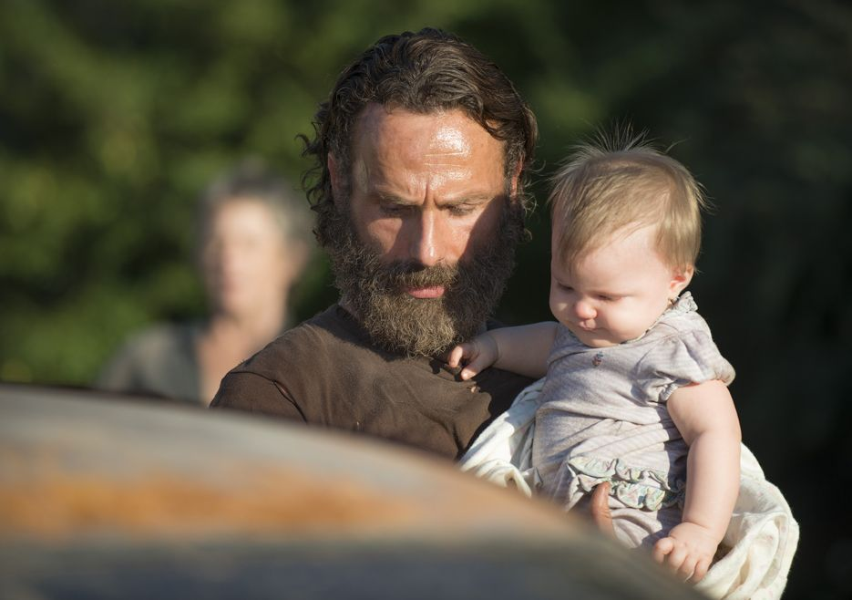 'The Walking Dead' Finally Reveals Judith's Real