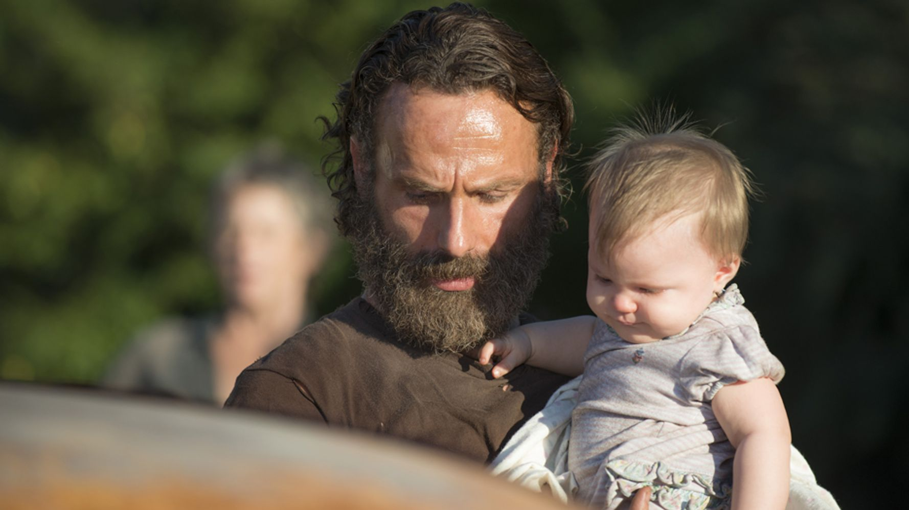 The Walking Dead' Finally Reveals Judith's Real Father