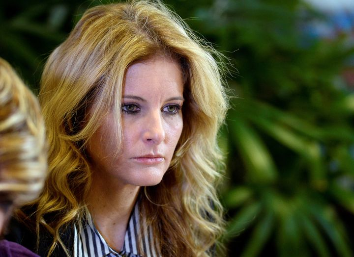 """""""What happened to a good old fashioned 'I'm Sorry'?"""" Zervos asked at the Friday press conference."""
