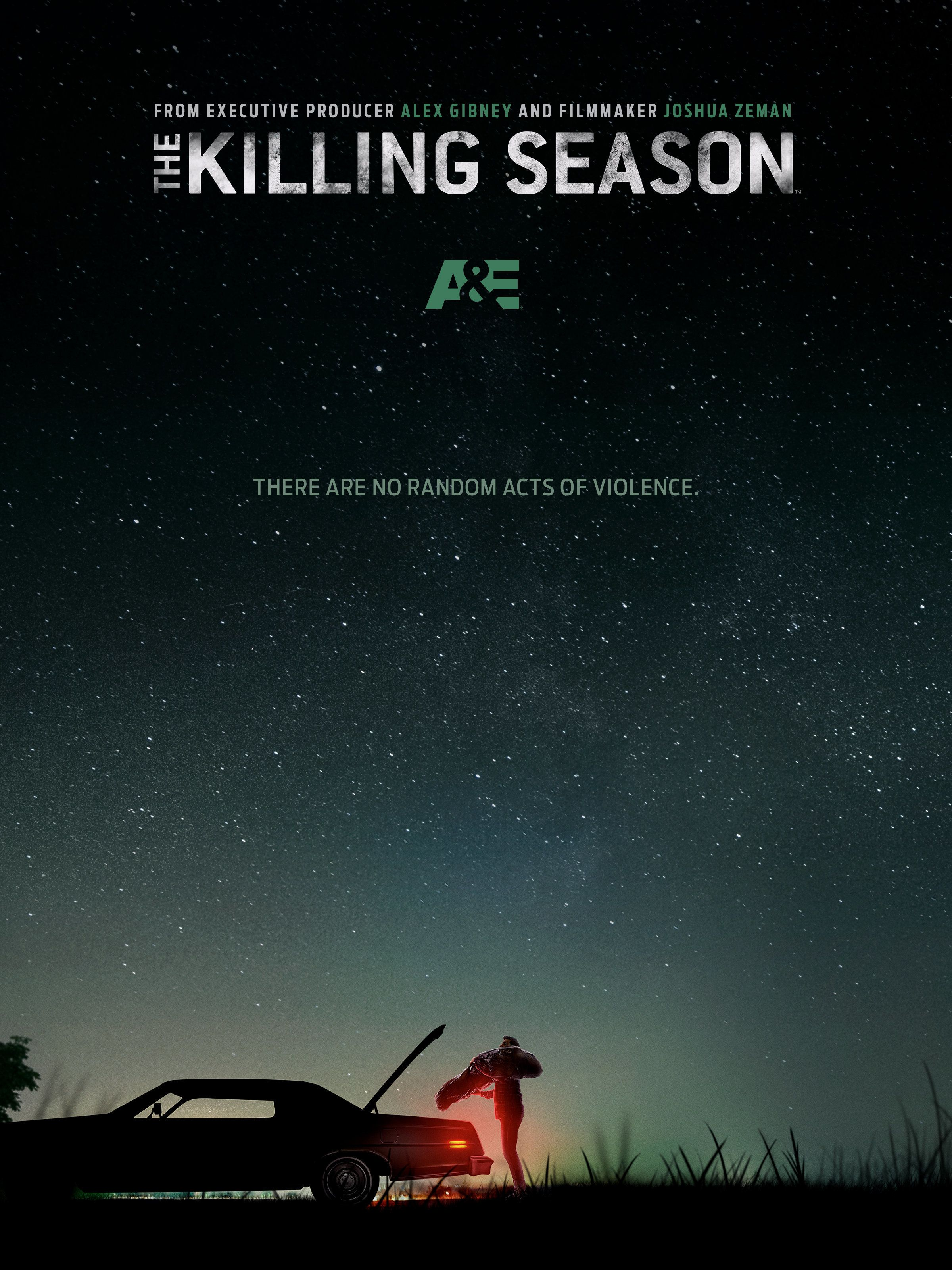 "A&E Network to premiere new original docu-series ""The Killing Season"" on November 12."
