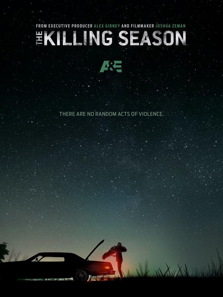 "A&E Network to premiere new original docu-series ""The Killing Season"" onNovember 12."