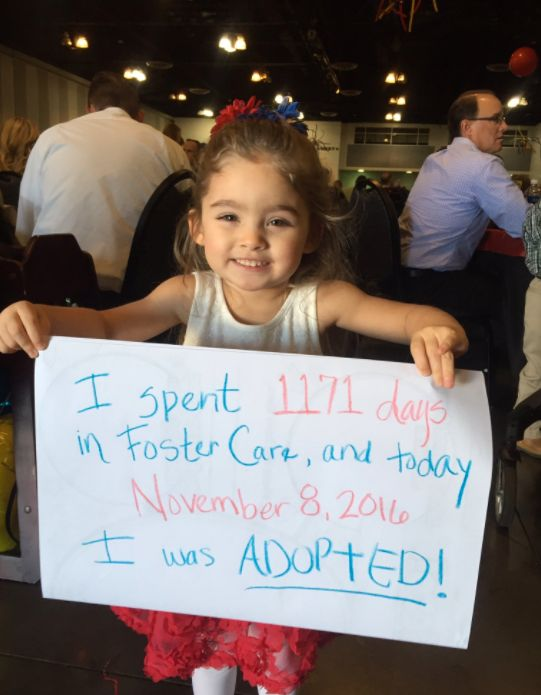 These Photos Of Siblings Adopted From Foster Care Are Warming All The