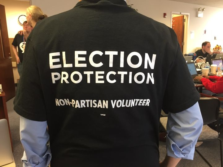 The national Election Protection coalition included more than 3,000 volunteers who went to polls in 28 states.