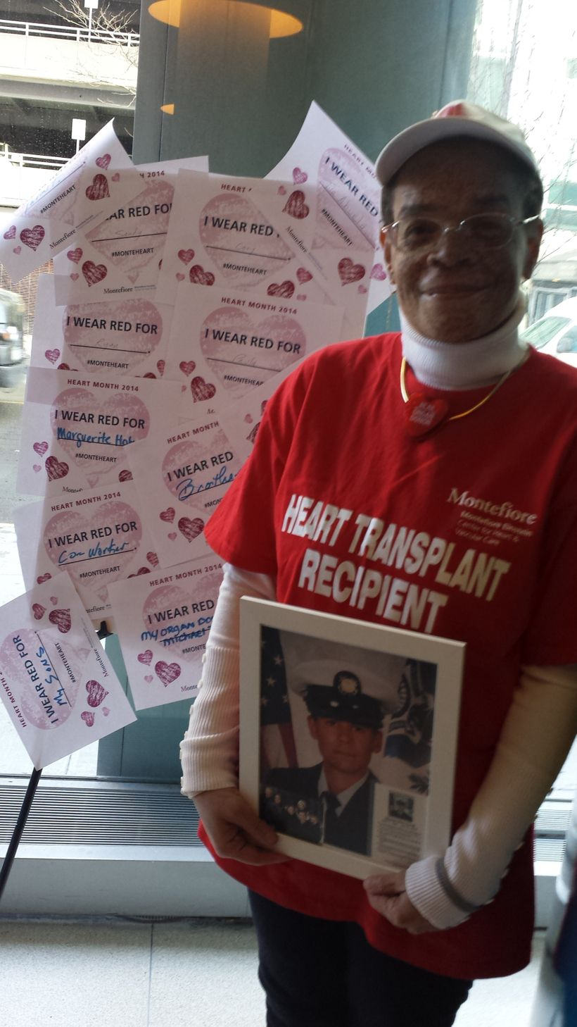 Heart Transplant Recipient