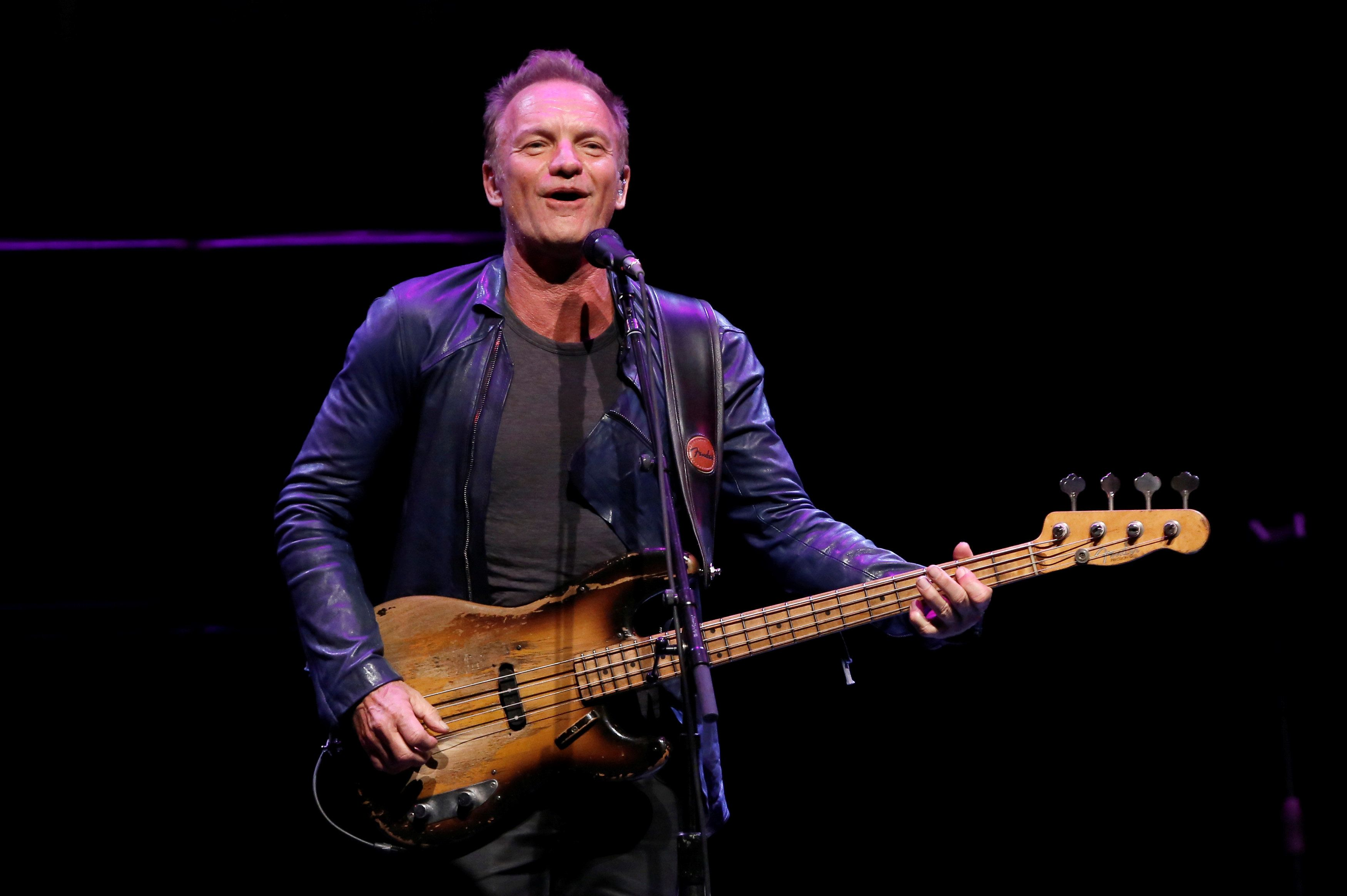 Sting To Reopen Bataclan Concert Hall One Year After Paris Attacks Left 130