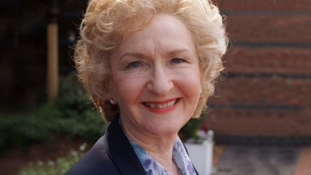 Eileen Derbyshire has been a stalwart of the cobbles for more than half a