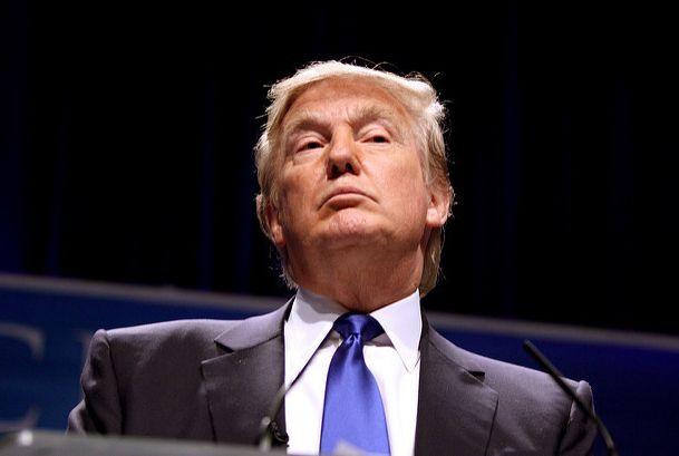 """Donald Trump speaking at CPAC 2011 in Washington, D.C."""