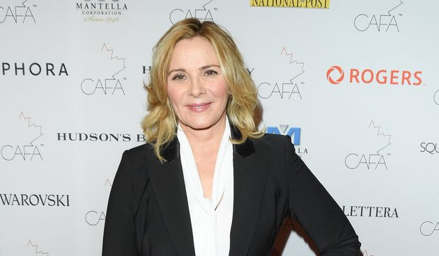 Kim Cattrall is crossing her fingers for a