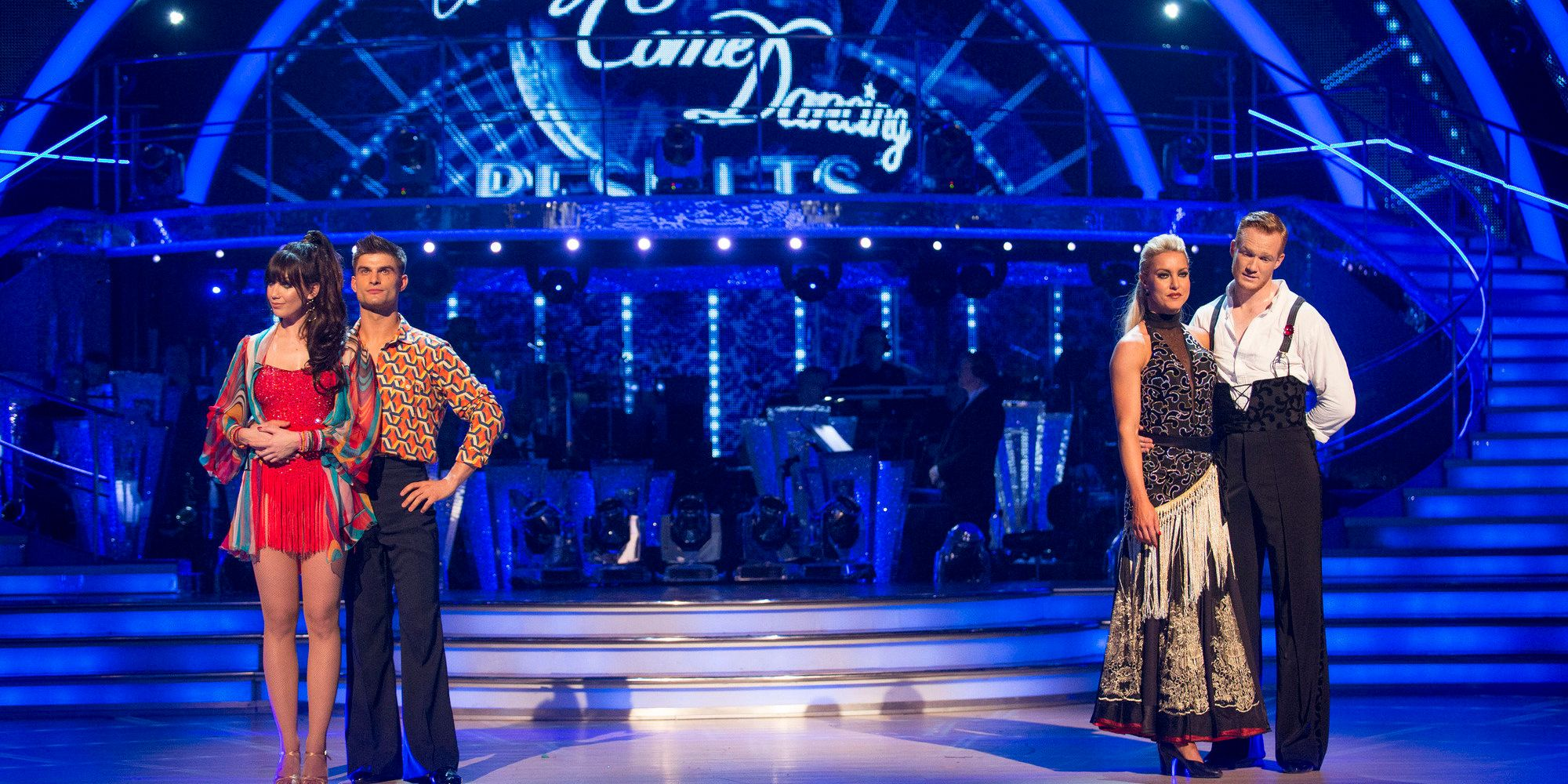 'Strictly Come Dancing' Results: Daisy Lowe Leaves ...