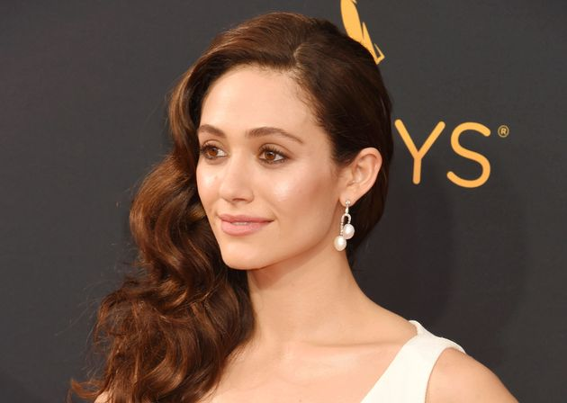 Actress Emmy Rossum is target of Trump supporters' anti-Semitic threats