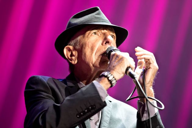 Leonard Cohen has been buried in private, in his native