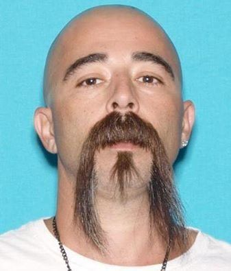 David Machado, 36, was wanted for the shooting death of a California deputy Sunday morning.
