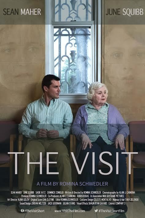 'The Visit' Official poster