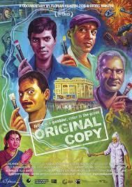 Poster art for <strong><em>Original Copy</em></strong>