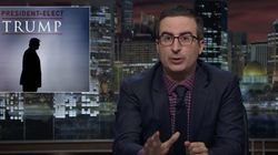 John Oliver Has A Whole Post-Election Plan For You To