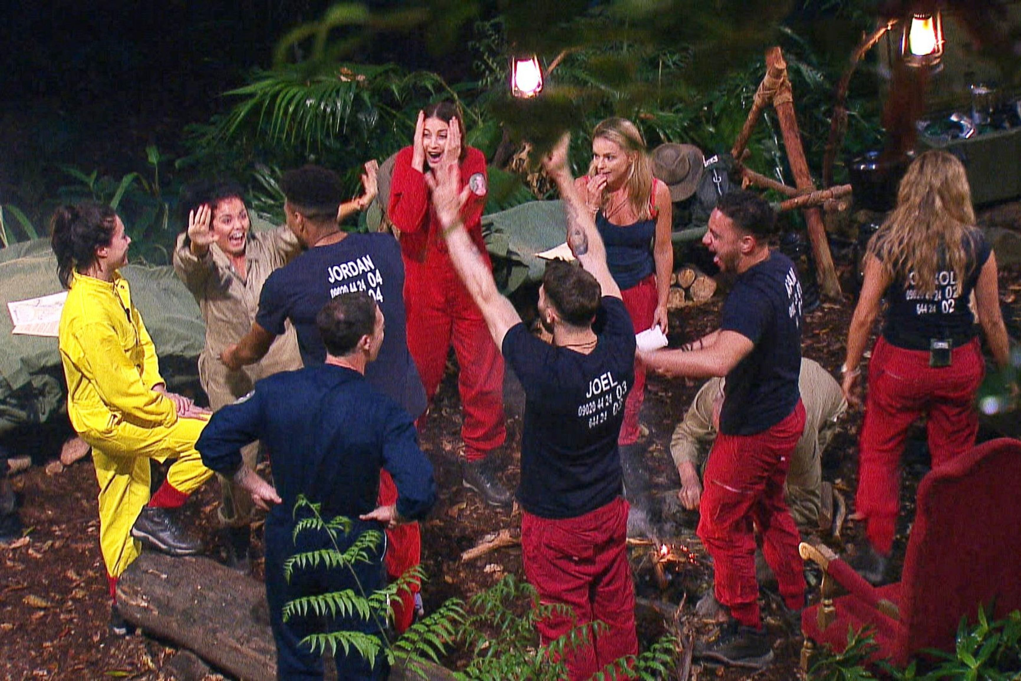 'I'm A Celebrity': Ola Jordan And Scarlett Moffatt's Bushtucker Trial Will Feature More Critters Than...