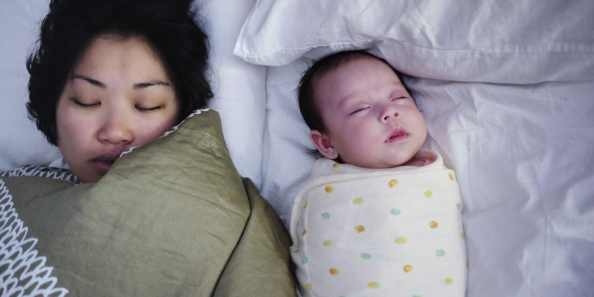 Your Step By Step Guide To The: A Step-By-Step Guide To Swaddling Your Baby