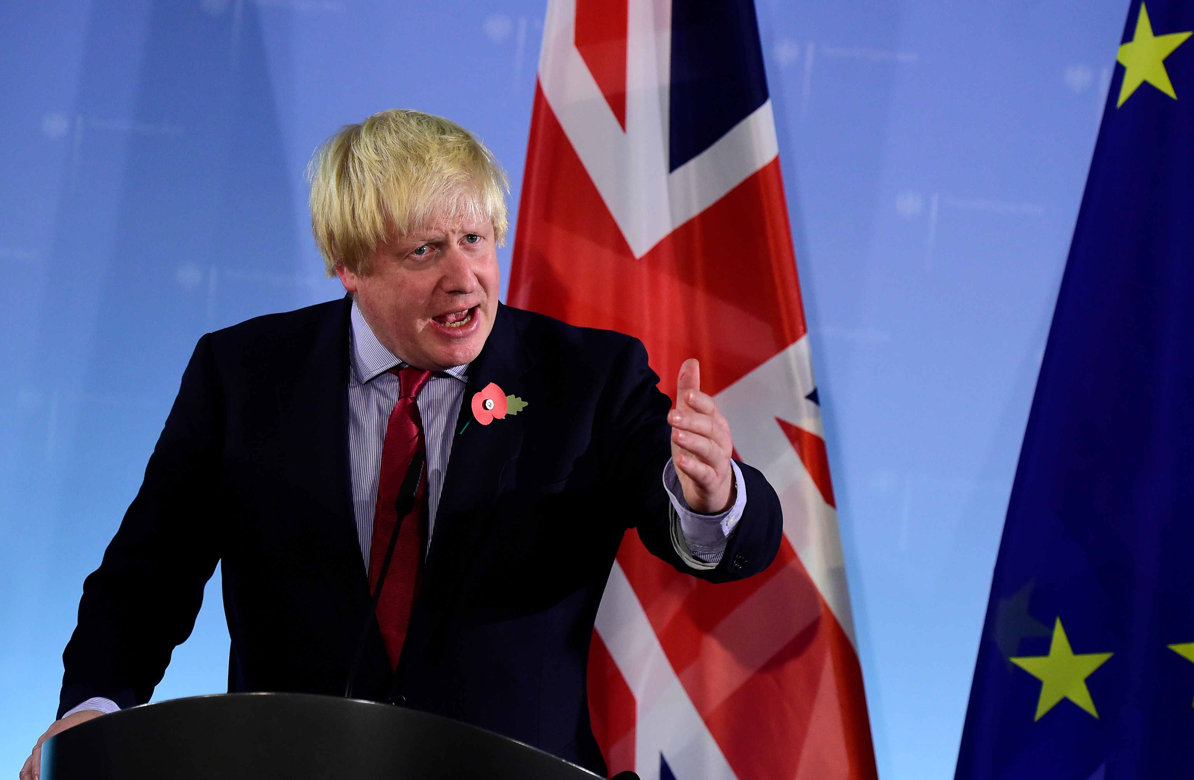 Boris Johnson Hails Donald Trump's Election Victory As A 'Moment Of