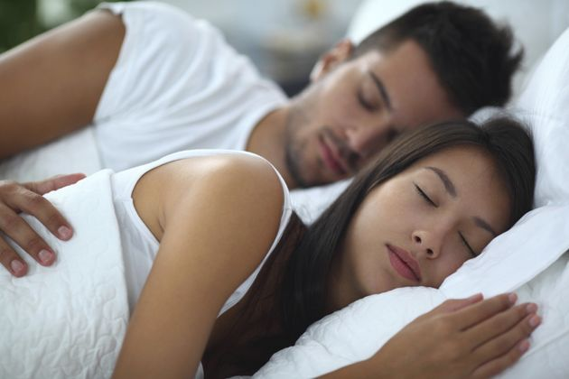 Terrible Night's Sleep? Your Partner's Annoying Habits Are Probably To
