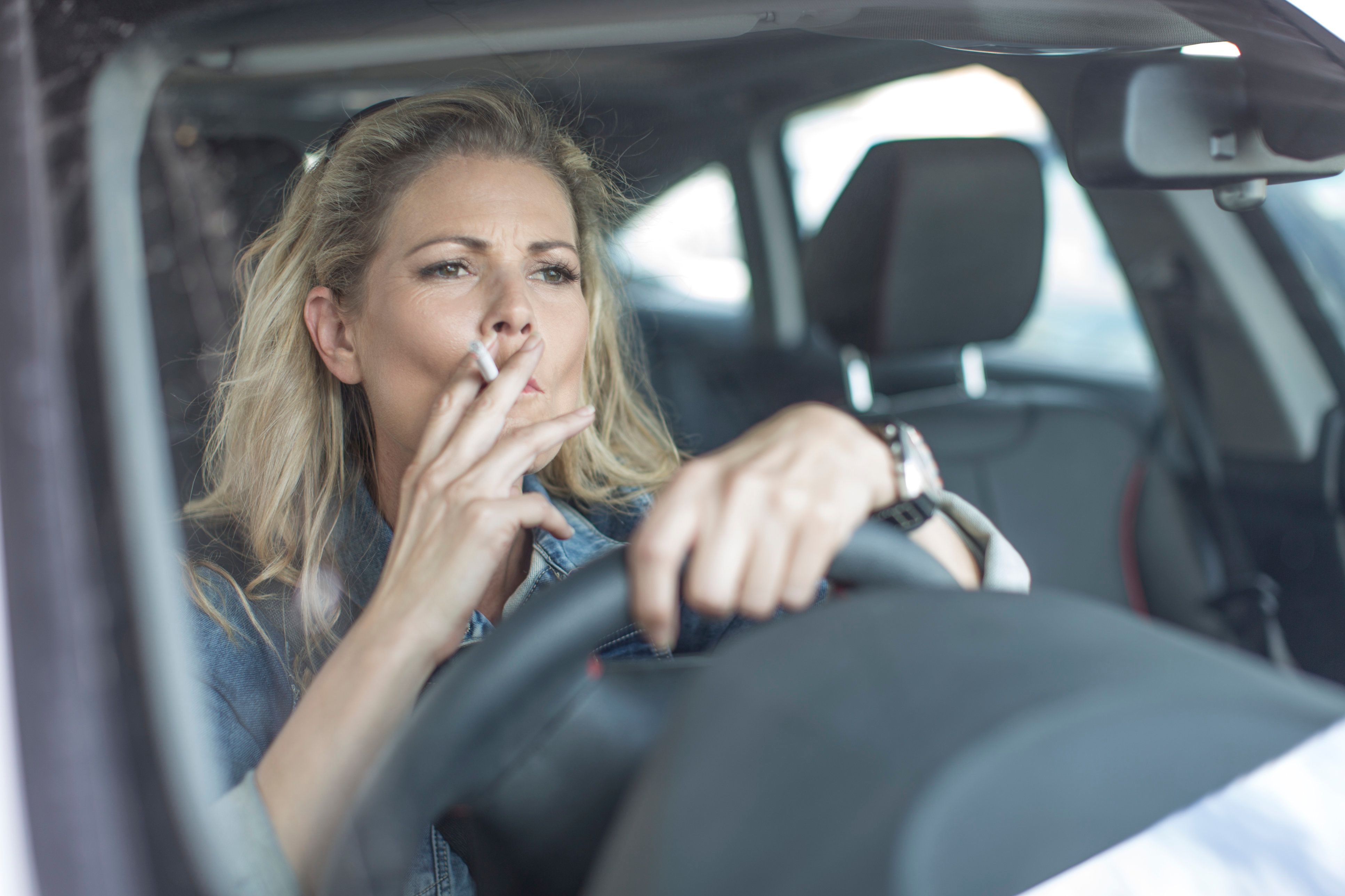 Health Charity Welcomes News That Just One Person Has Been Fined For Smoking In A Car With