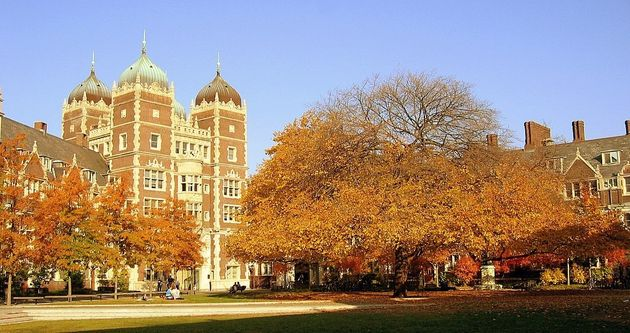 More than 150 black students at the University of Pennsylvania were reportedly sent racist