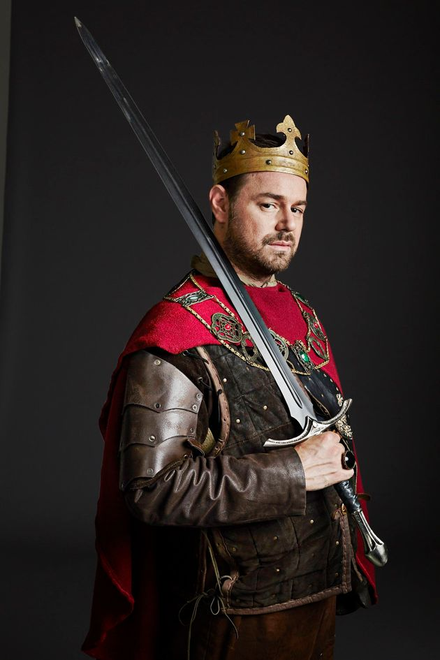 Danny Dyer's 'Who Do You Think You Are?' Reveals He's Related To William The Conqueror And Edward