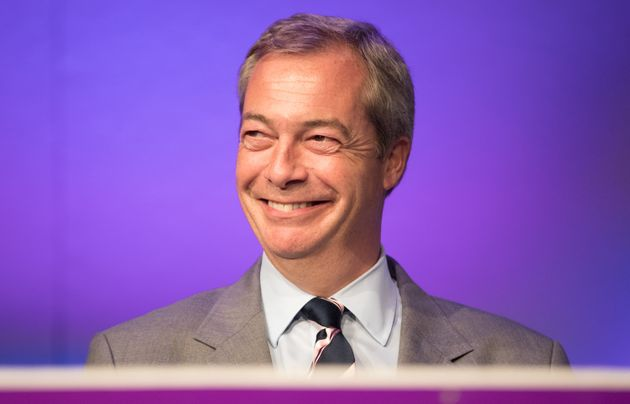 All The Times Nigel Farage Changed His Mind About