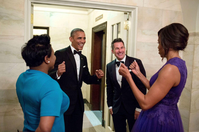 Michelle Obamas Valentines Day Playlist for Barack
