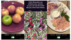 Microsoft Has Built An App That Helps Colour Blind People Distinguish