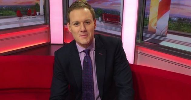 Dan Walker wouldn't work on a Sunday, even if it meant turning down Sports Personality of the Year hosting