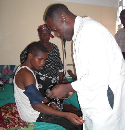 Dr. Wilfried Mutombo Kalonji is conducting clinical trials in the Democratic Republic of the Congo for two new oral medications to treat sleeping sickness.